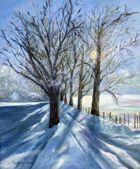 Winter Walk