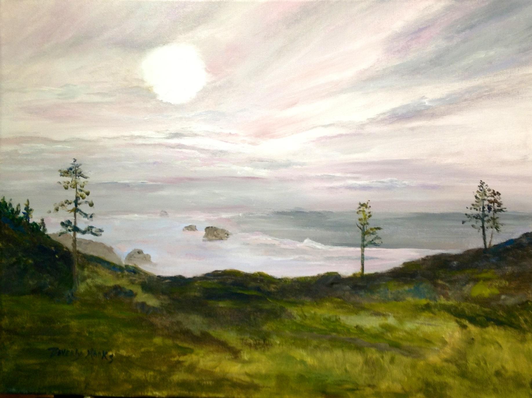 Misty-Sea