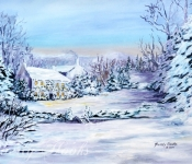 Winter at Wordsworth Home