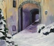 Winter at Castle Mittersill