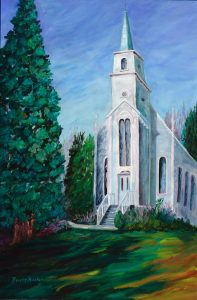 Church at Port Gamble