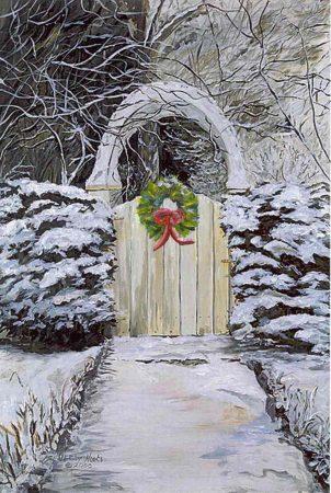 Christmas at My Winter Garden