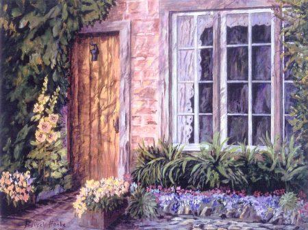 The Yellow Door