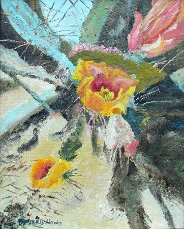 desert-flower-16x20-palm-springs-ca